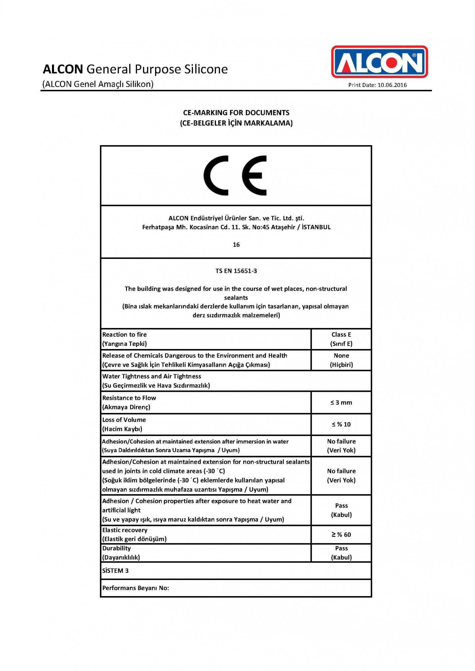 CE Etiketi